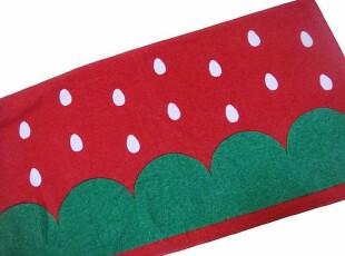 LINDA 大红草莓款 全棉面巾 外贸日单 毛巾,毛巾,