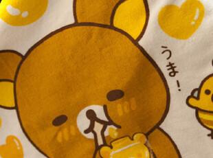 【满6件包邮】蜜蜂轻松小熊-萌系运动毛巾 超长款面巾,毛巾,