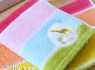 日单出口毛巾全棉毛巾 外贸毛巾可爱动物纯棉毛巾彩虹纯棉毛巾,毛巾,