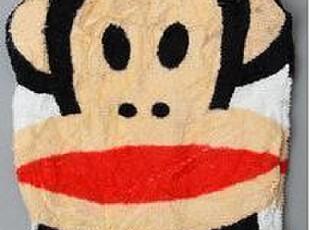 新品 PAUL FRANK 大嘴猴压缩毛巾,毛巾,