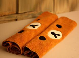可爱熊超细纤维吸水毛巾方巾手巾H12100 萌熊出没,毛巾,