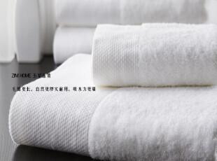 ZIM HOME 特别推荐 五星酒店特供埃及棉浴巾 超大 厚实 吸水性强,毛巾,