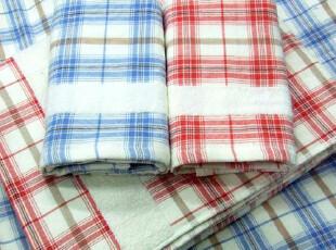 包邮~!原单100%纯棉双层纱布加大婴儿浴巾/毛巾被 儿童毛巾被,毛巾,