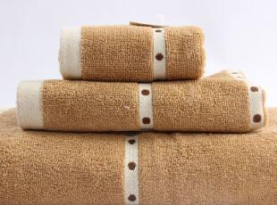 金号毛巾专柜正品 纯棉毛巾批发 情侣款式浴巾毛巾方巾三件套经典,毛巾,