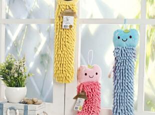 宝缦家纺 摩尔拉雪尼尔挂式擦手巾 吸水易干 创意毛巾,毛巾,