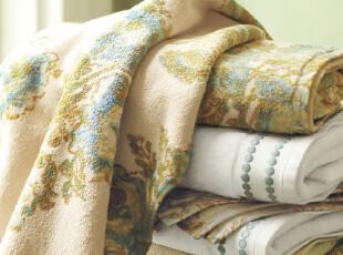 美国进口-埃洛伊塞天然有机棉系列浴巾 国内现 葡萄牙制造,毛巾,