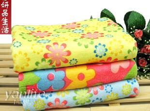 秒杀!正品韩国优质超细纤维花毛巾 干发巾 美容洁面巾,毛巾,