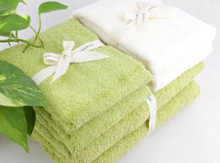 爱尚品 正品高档纯棉毛巾浴巾三件套礼盒装 加厚加大婚庆创意礼品,毛巾,