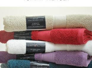 美国全进口-TOMMY 柔软浴巾 巴基斯坦制 -国内现 最后1条,毛巾,
