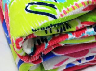 0利润!孚日纯棉加大加厚浴巾沙滩巾 儿童毛巾被100*180cm 700克,毛巾,