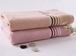 金号 高档密织纯棉浴巾 加厚加大全棉吸水超柔软 情侣款式 正品,毛巾,