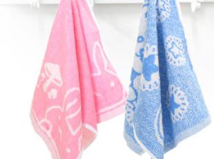 竹纤维 婴幼儿毛巾 软软舒适 儿童吸汗巾 擦脸擦背巾 洁肤巾 面巾,毛巾,