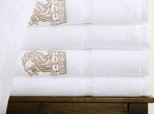 再次到货-世界顶级 Ritz-Carlton 酒店全棉超厚加大加柔白色浴巾,毛巾,