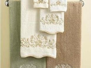 美国进口浴室用品系列-凡尔赛宫埃及棉浴巾,可选配面巾 手巾,毛巾,