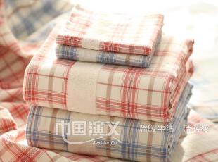 包邮 外贸原单纯棉纱布加大浴巾批发 儿童毛巾被 单人小空调被毯,毛巾,