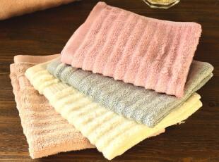 独畅团 抗菌情侣竹纤维毛巾浴巾洁面巾吕南方巾(4条),毛巾,