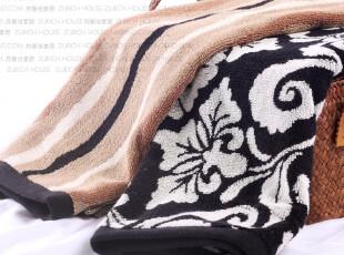 外贸五星级酒店 洗浴家纺 百分百纯棉提花 浴巾 菲丽丝 买二送一,毛巾,