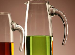 HUAFU 华富雅尚水升果汁壶 玻璃分酒器 红酒醒酒器 冷水壶 凉水壶,水壶,