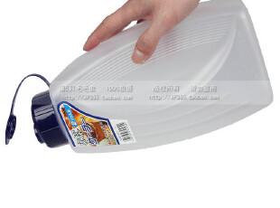 日本NAKAYA 2.0升冷水壶 带刻度冷水壶 冷水杯 凉水壶 凉水杯C058,水壶,