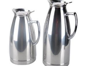 欧式304不锈钢真空保温壶 热水壶 双层不锈钢冷水壶 冷热两用,水壶,