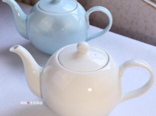 外贸陶瓷道尔顿早茶咖啡水壶,水壶,