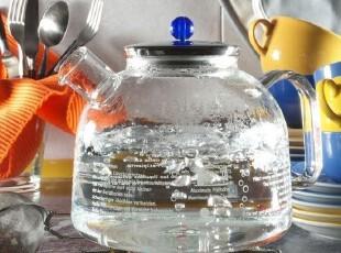 代购 透明玻璃烧水壶/玻璃水壶/茶壶1.75L 包邮,水壶,