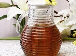 包邮/意大利原产 波米欧利/耐热 钢化玻璃/冷水壶 果汁壶凉水壶2L,水壶,
