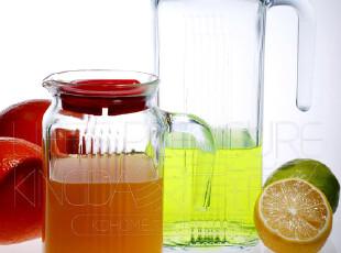 帕莎Pasabahce 进口玻璃杯 果汁壶 凉水壶 冷水壶 大小号 正品,水壶,