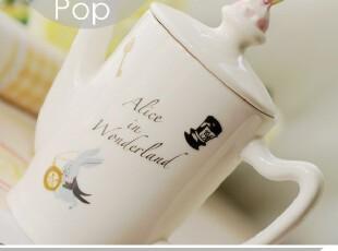 爱丽丝梦游仙镜。童话风格凉水壶 茶壶 小姿 公主风  陶瓷 杯具,水壶,