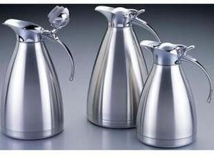 欧式保温壶热水瓶 咖啡壶热水壶 超强保温(1.5L) 真空不锈钢,水壶,