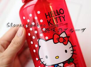 日本正版 HELLO KITTY 380ml便携水壶 有冰柱内芯,水壶,
