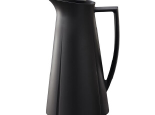Rosendahl 企鹅咖啡壶 热水壶 保温壶 25900  黑色  热水瓶,水壶,