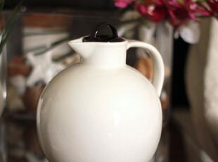陶瓷水瓶冷水瓶水壶冷水壶 凉水壶 日韩耐高温2升,水壶,