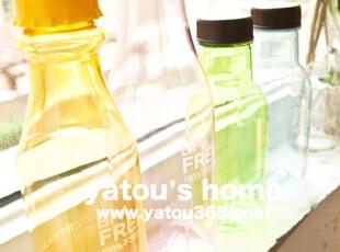 【满6件包邮】便利100 汽水瓶造型水壶 水杯 摔不破 不漏水,水壶,