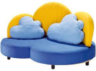 德国 进口 HABA 2924 Cloud no. 9 儿童沙发 云彩沙发 8月到货,沙发,