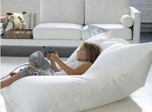 保丽龙颗粒 可爱榻榻米特价懒人沙发床双人沙发床百变魔术乐袋,沙发,