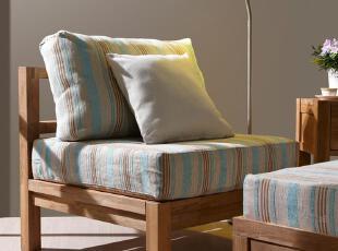 """宜家风格/组合沙发""""幻影""""-靠垫坐垫-地中海-浅蓝,沙发,"""