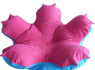 小户型可爱布艺创意懒人沙发/单人个性休闲沙发/地板飘窗可拆洗,沙发,