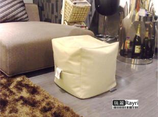 【瑞丽】出口英国原单 PU懒人沙发 家居电视凳 客厅书房用 成品,沙发,