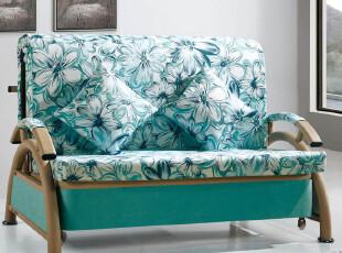 包邮!沙发床宜家沙发特价折叠送抱枕单人双人三人 1米1.2米1.5米,沙发,