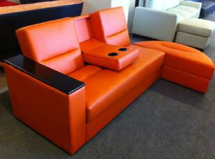 多功能带储物功能 日式茶几沙发床 宜家皮艺沙发 组合转角沙发,沙发,