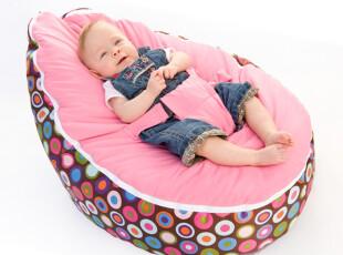 儿童沙发 小沙发 最新款婴儿睡床 婴儿专用布艺懒人沙发特价,沙发,