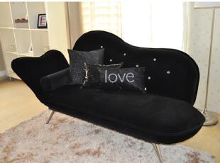【方格诚品】简约现代系列高档布艺沙发床 多功能贵妃椅,沙发,