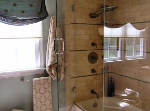 ,折中主义,浴室,