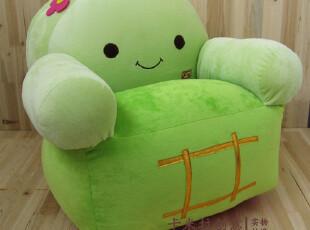 卡通沙发 懒人沙发 休闲沙发 日本豆腐沙发 绿色 粉色 可拆洗,沙发,