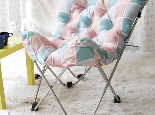 新品上市【柠檬树】大号蝴蝶椅*懒人沙发*便携式懒人椅子*折叠椅,沙发,