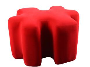 包邮 施柏耐家具拼图沙发凳可爱时尚凳子服装店铺凳,沙发,