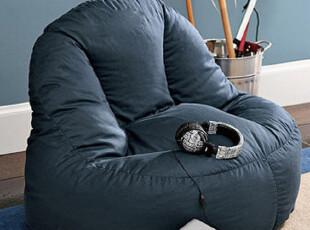可爱座椅 单人沙发宜家 创意沙发 小户型布艺沙发 懒人沙发特价,沙发,