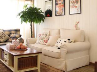 粤鑫家居宜家风格沙发A1小资简欧地中海美式沙发简约沙发布艺组合,沙发,