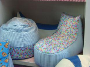 儿童家具/可爱卡通型/Q版软/懒人沙发/给宝宝一个儿童客厅21,沙发,